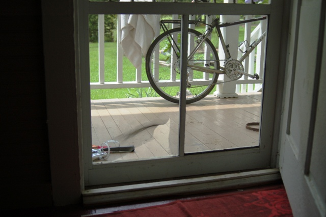 How to repair a screen door | brickhouseracing