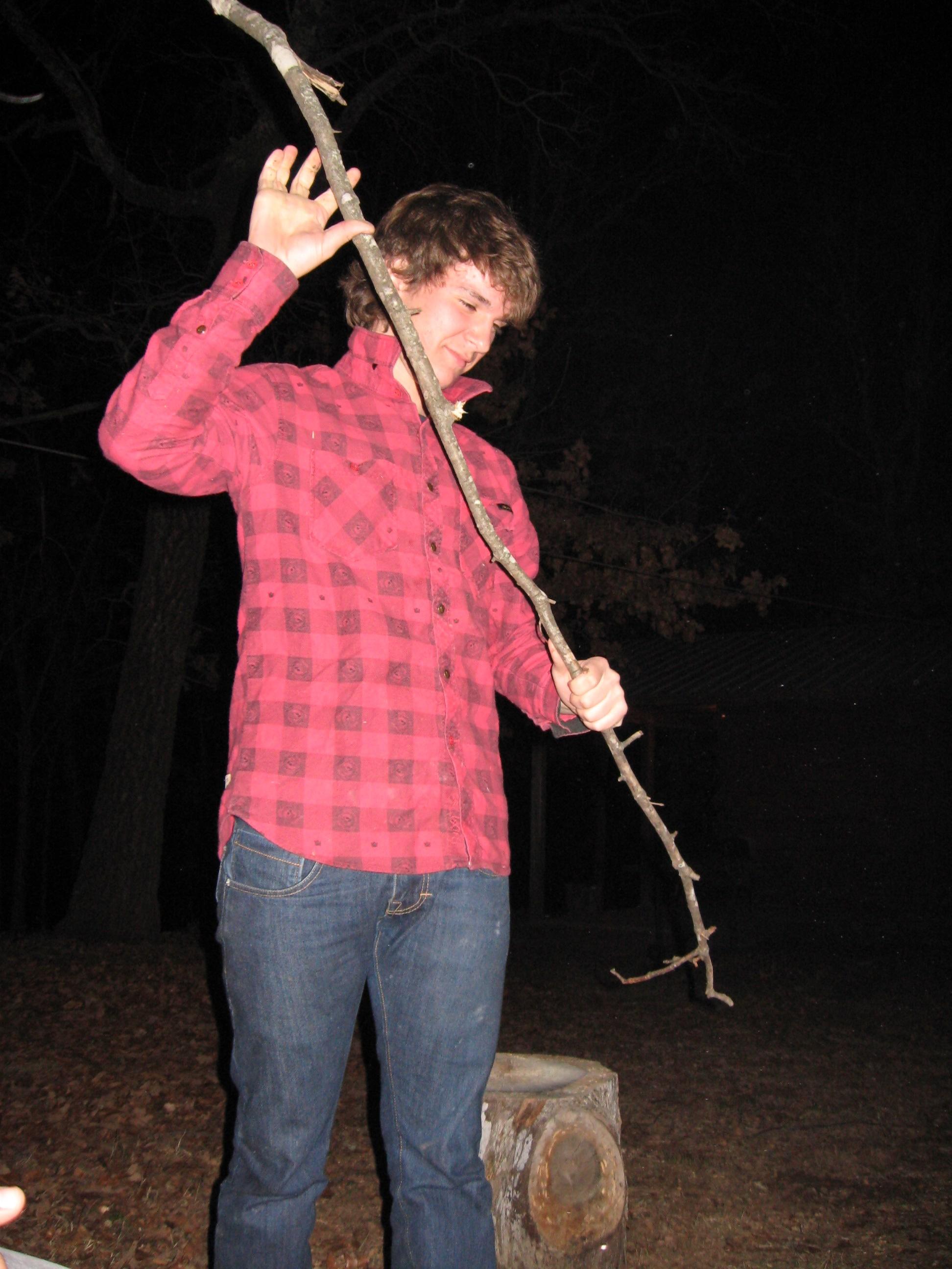 Evan (aka Cory Feldman)